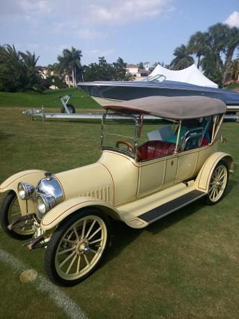 is that a model a or a model t?  boca raton resort 2019at 2019 Boca Raton Concours d'Elegance